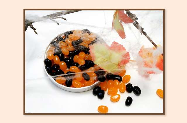 Halloween Jelly Beans: click to enlarge