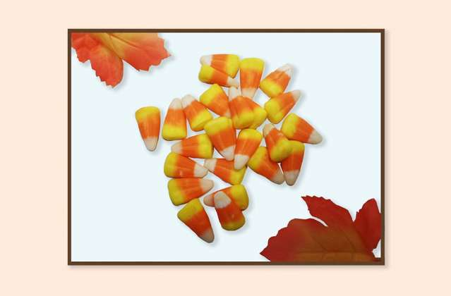 Candy Corn: click to enlarge