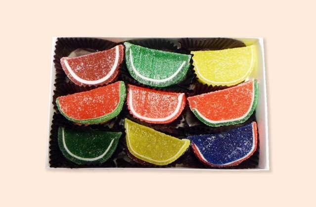 Fruit Slices: click to enlarge