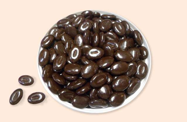Mocha Coffee Flavored Beans: click to enlarge