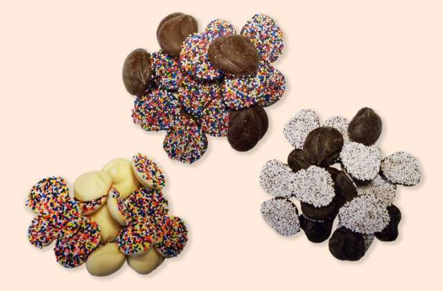 Non-Pareils: click to enlarge