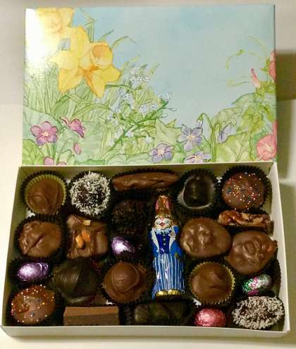 1lb. Easter Assortment Box: click to enlarge