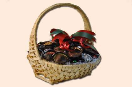 Medium Basket: click to enlarge